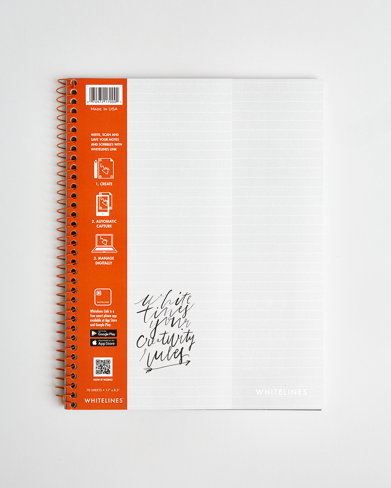 wirebound notebooks 11 u0026quot  x 8 5 u0026quot  lined
